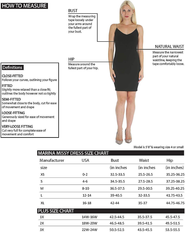 Marina Women's Sleeveless Pearl Trim Around Neck Sheath Dress