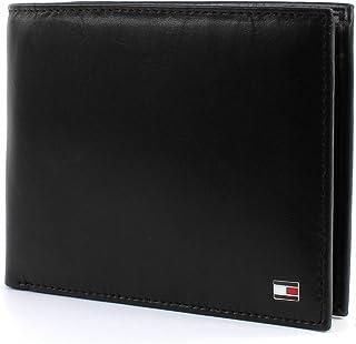 Tommy Hilfiger Eton AM0AM00657 Herren Geldbörsen 13x10x2 cm (B x H x T)