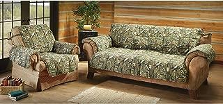 Innovative Textile Solutions 849203008709 Mossy Oak Break-Up Infinity Loveseat Protector, Multi