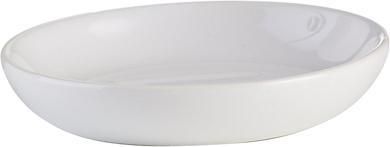 Axentia Soap Dish Decorative Ceramic Bathroom OFFicial site S Round Max 50% OFF