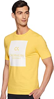 e3684acc8ca5 Calvin Klein Men's T-Shirts Online: Buy Calvin Klein Men's T-Shirts ...