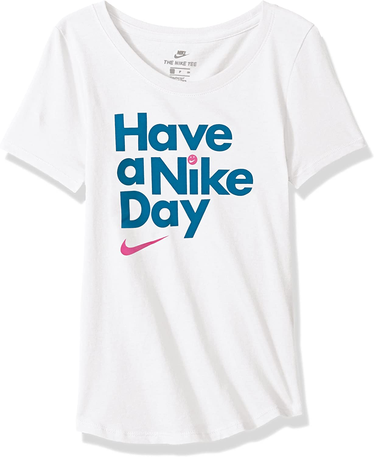 NIKE Sportswear Girls' Have a Day Nike Tee Ranking TOP16 Scoop Max 52% OFF