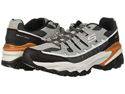 SKECHERS M. Fit Max (Charcoal/Gray) Men