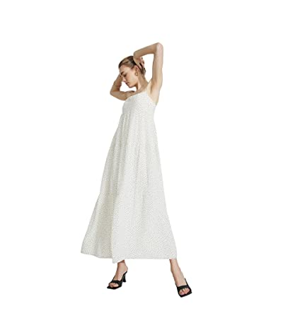 Bardot Tiered Midi Dress