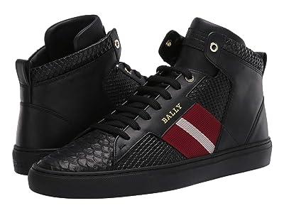 Bally Hedern-New-WS/0 Sneaker (Black) Men