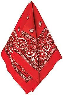 Amscan Bandana, Red
