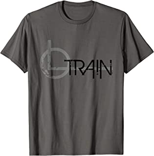Best train t shirts band Reviews