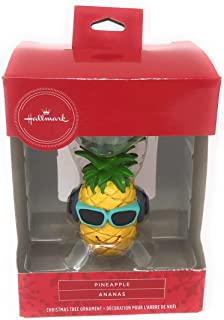 Best pineapple ornament hallmark Reviews