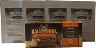 LEM Backwoods Fresh Sausage Variety Pack