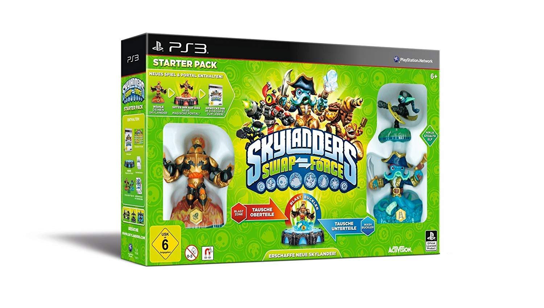 Skylanders Swap Force Starter Pack - PS3: Amazon.es: Videojuegos