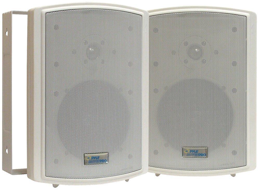 Dual Waterproof Outdoor Speaker System
