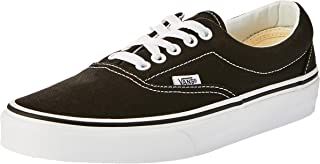 Vans Low Top Authentic Sneakers, Unisex-Adult, Black/Black, Unisex-Adult
