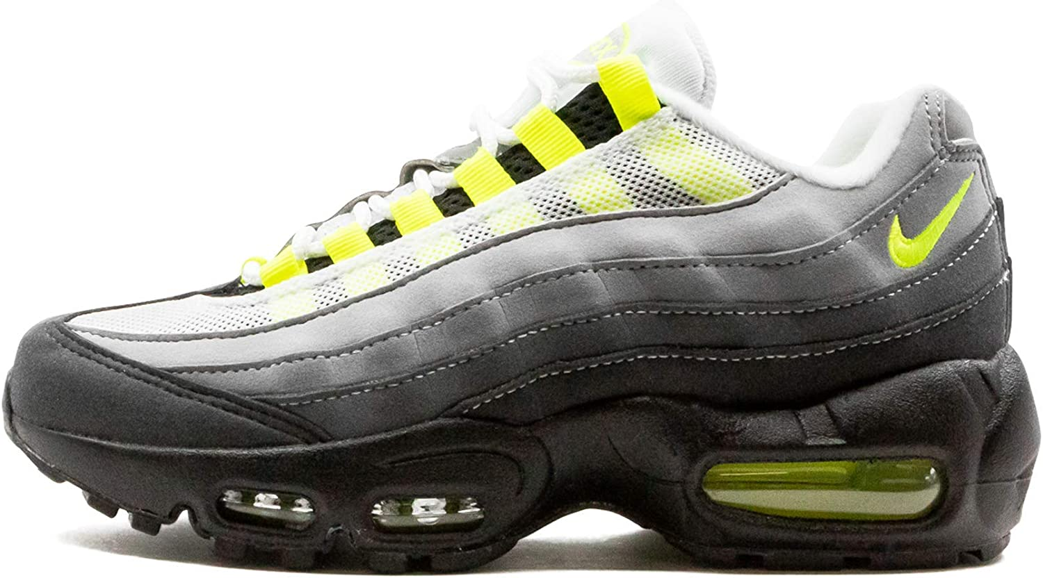 Nike Youth Air Max 95 OG GS CZ0910 001 Neon 2020 - Size