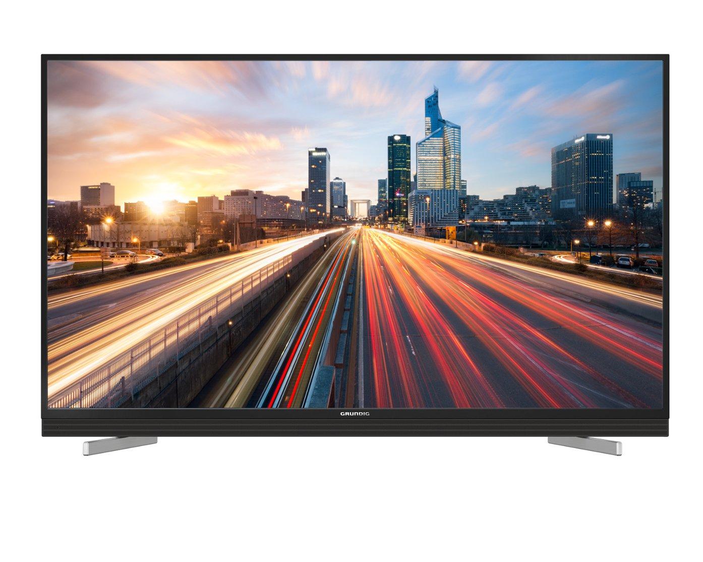 Grundig 48 VLX 8573 BP 122 cm (48 Pulgadas) TV (Ultra HD, sintonizador Triple, 3D, Smart TV) Negro: Grundig: Amazon.es: Electrónica