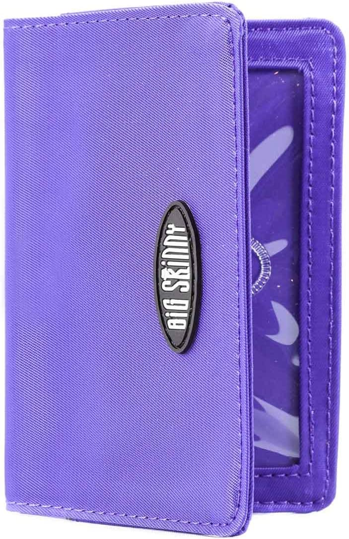 Big Skinny Card Case Slim It is very popular Now on sale Wallet Up Holds Cards 16 to