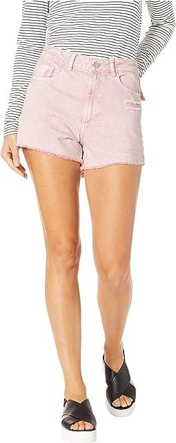 Cleo High-Rise Shorts