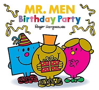Mr. Men Birthday Party (Mr. Men & Little Miss Celebrations)