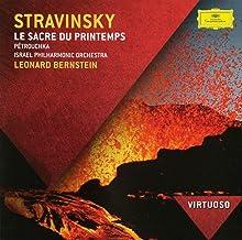 Stravinsky Le Sacre Du Printemps Petrouchka