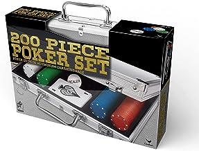 200 pc Poker Set In Aluminum Case
