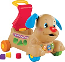 Best Fisher-Price Laugh & Learn Stride-to-Ride Puppy [Amazon Exclusive] Review