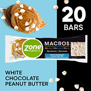 zone protein bars