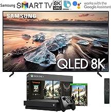 "SAMSUNG QN65Q900RB 65"" Q900 QLED Smart 8K UHD TV (2019 Model) with Microsoft Xbox One X 1TB Console Bundle"