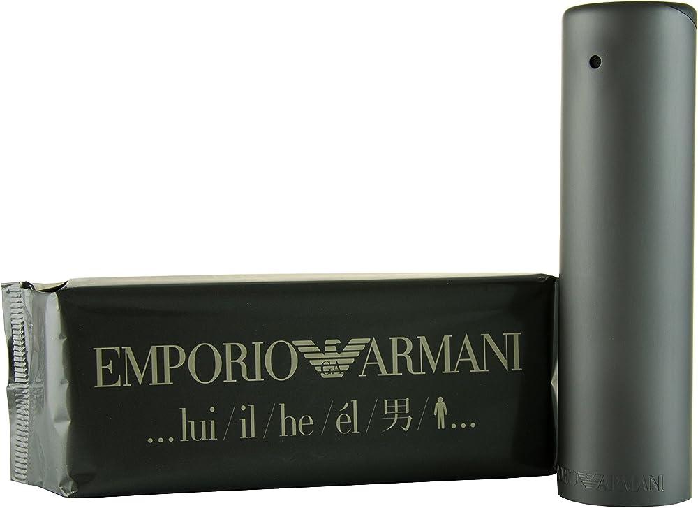 Giorgio armani  lui,eau de toilette per uomo, 100 ml 122058-OLD