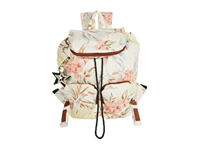 See by Chloe Joy Rider Backpack (Cement Beige) Backpack Bags