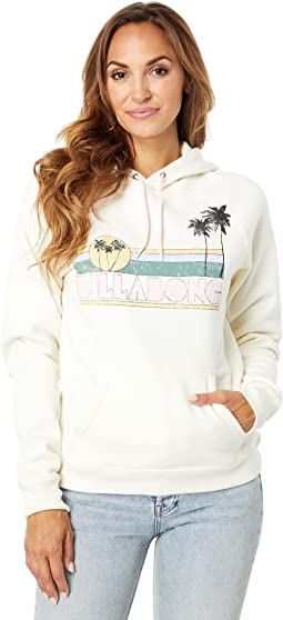 Catchin' Waves Pullover Hoodie