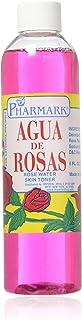 Agua De Rosas 8 Oz. Rose Water by Pharmark
