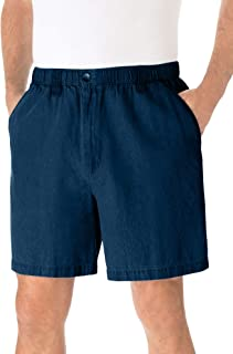 "Men's Big & Tall Knockarounds 6"" Pull-On Shorts"