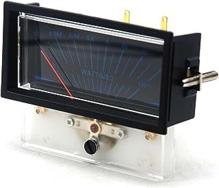 High-Precision VU Meter DB Table DAC Power Amplifier Chassis Backlight TN-73HS