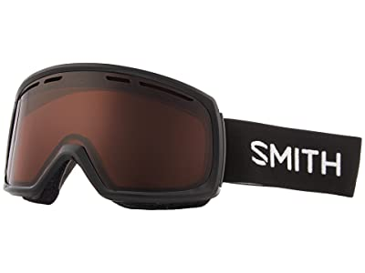 Smith Optics Range Goggle (Black Frame/RC36/Extra Lens) Snow Goggles