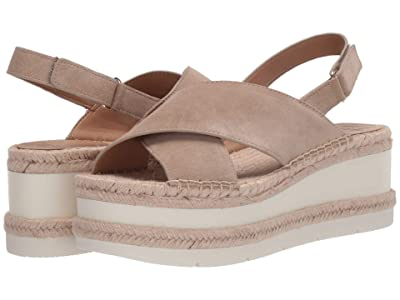 Marc Fisher LTD Gandy (Taupe Suede) Women