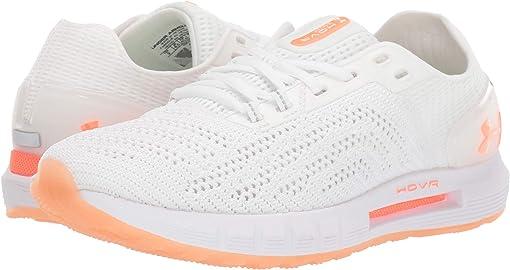 White/White/Peach Plasma