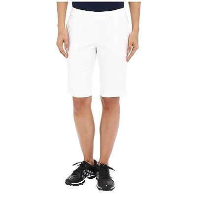 Nike Golf Bermuda Tournament Shorts (White/White) Women