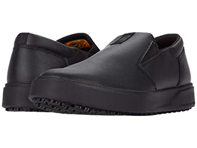 Caterpillar ProRush SR+ Slip-On (Black Action Leather) Men