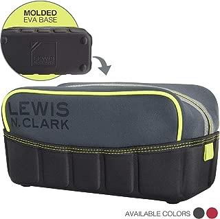 Lewis N. Clark Lewis N. Clark Travelflex Classic Toiletry Kit Toiletry Kit, Charcoal