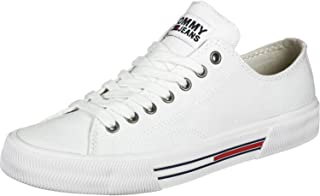 07076e73d787 Tommy Hilfiger Wmn Classic Tommy Jeans Sneaker, Scarpe da Ginnastica Basse  Donna