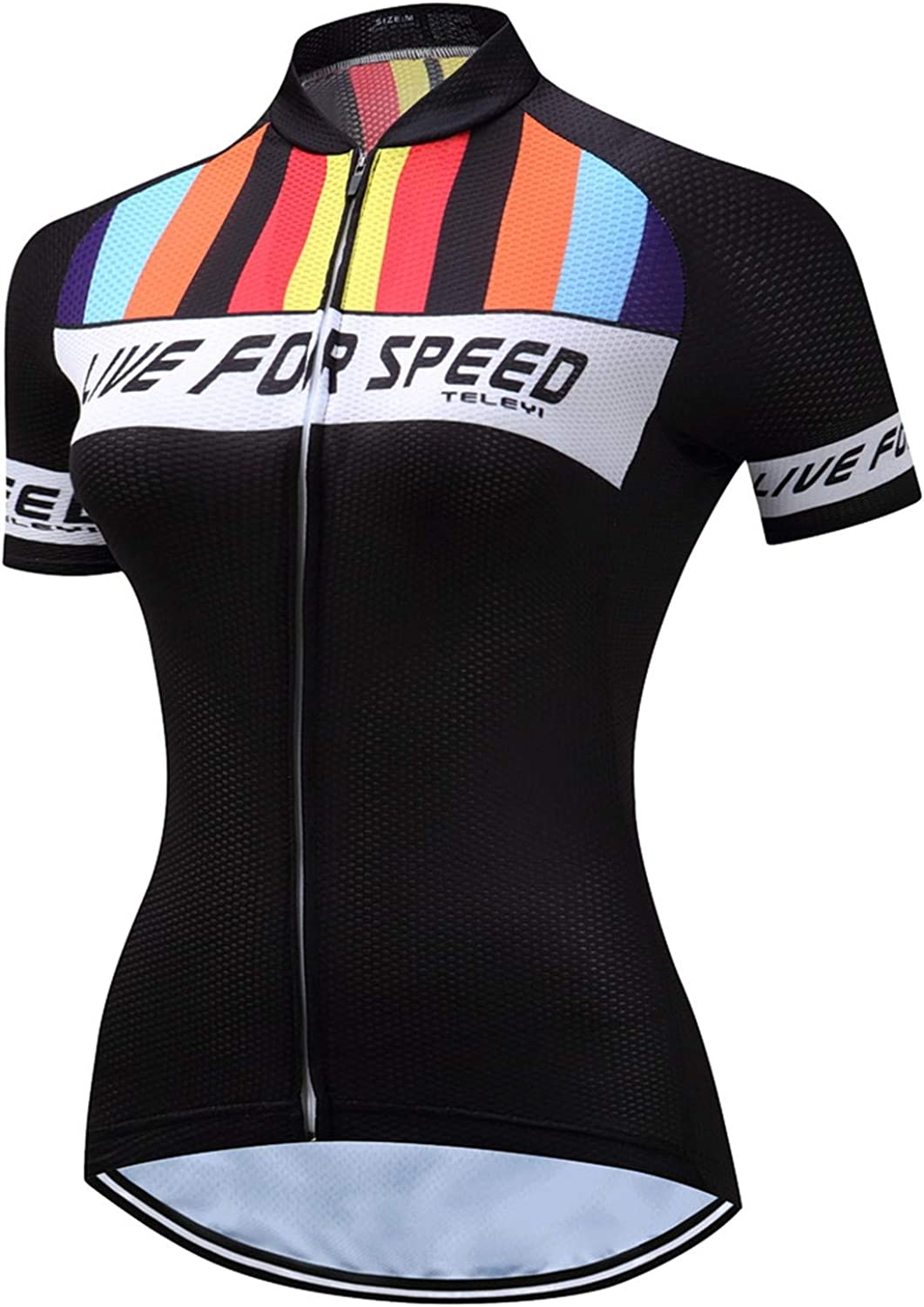 free shipping Cycling Jersey Excellent Women Short Sleeve Shirt Breathabl Bike Quick-Dry