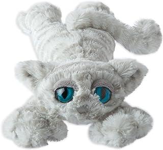 Manhattan Toy Lavish Lanky Cats White Snow 35.56 Stuffed Animal