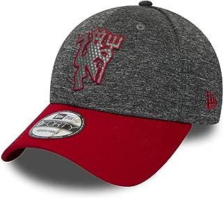 Grey Heather New Era 9FORTY Baseball Hat
