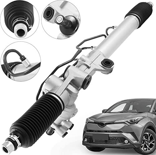 lowest Mophorn Power high quality Steering Rack and online Pinion Assembly Rust Protected Pinion Steering Gear Heavy Duty Steering Gear Rack and Pinion for Toyota Tacoma 4WD 95-04 2WD 98-04 outlet online sale