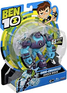 Ben 10 Shockrock Action Figure