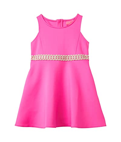 Lilly Pulitzer Kids Addyson Dress (Toddler/Little Kids/Big Kids) Girl