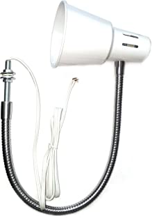 Sewing Machine Flexible Gooseneck Working Lamp Light