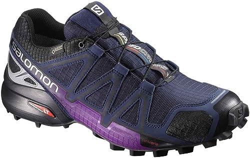 SALOMON Speedcross 4 Nocturne GTX W, Chaussures d'escalade Femme