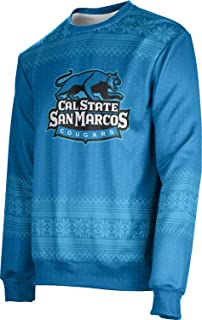California State University San Marcos Ugly Holiday Unisex Sweater - Chill