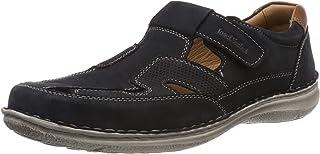 Josef Seibel Homme Chaussures Basses Anvers 81, Chaussures avec Velcro