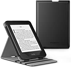 MoKo Case Fits Kindle Paperwhite (10th Generation, 2018 Releases), Premium Vertical Flip Cover with Auto Wake/Sleep Compat...